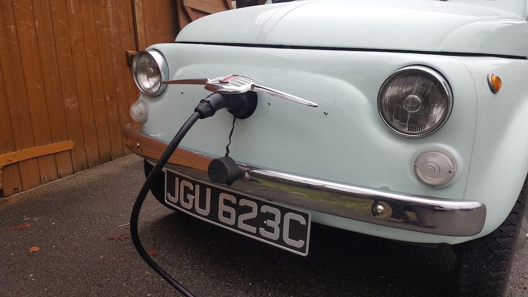 The Cost Of Converting Your Classic Car To Electric
