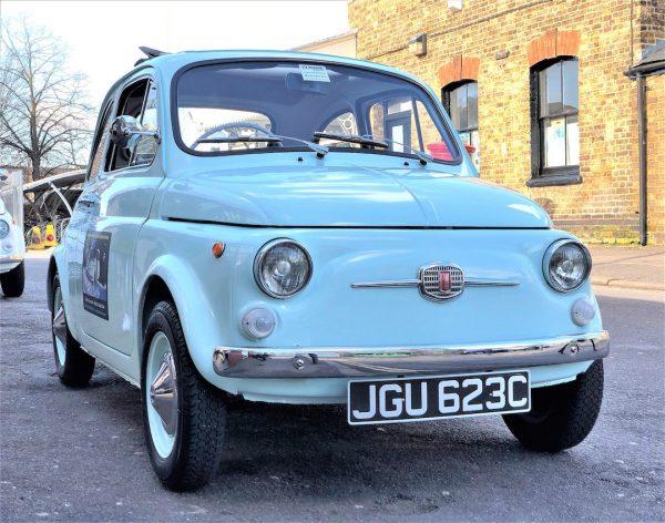 ECC Fiat 500