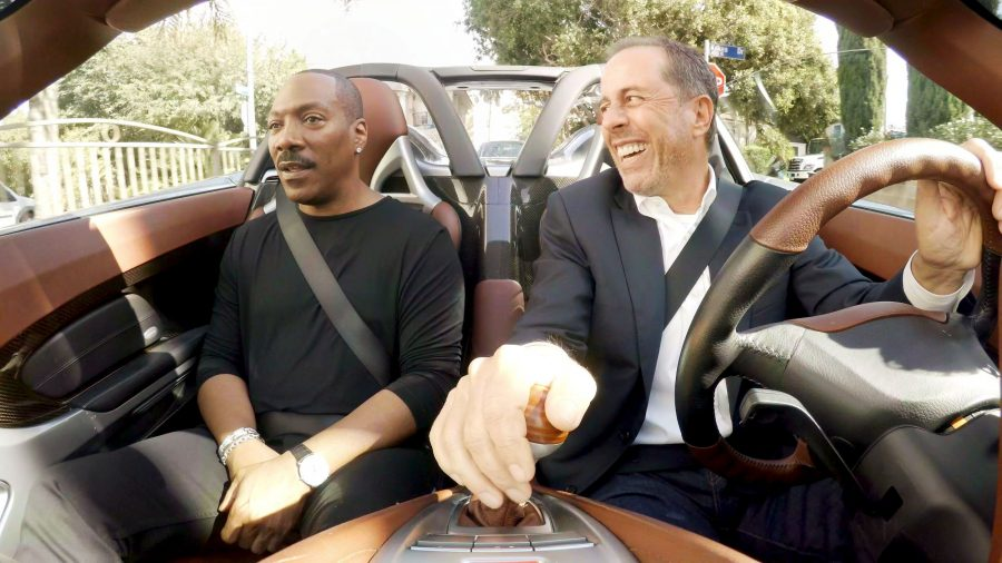 Comedians in Cars - Top Pick for Best Car Shows on Netflix
