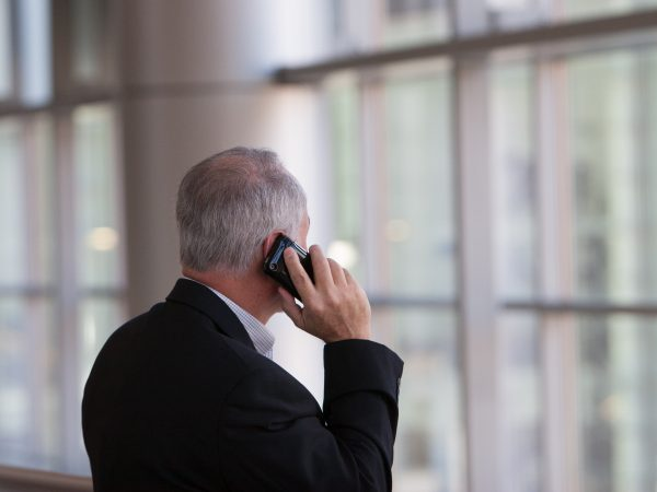 Save money by phoning