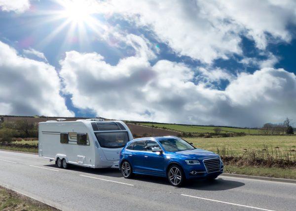caravan holiday