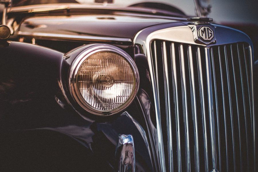 buying a classic car in online auction