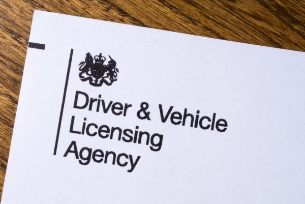 Tell the DVLA of any medical condtions you have