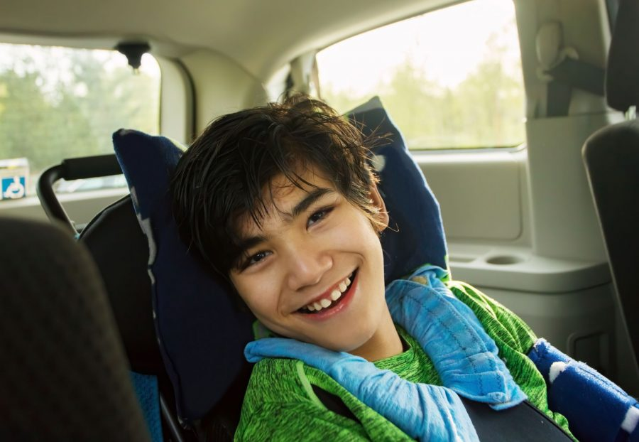 Disabled children are also eligible for the Motability scheme