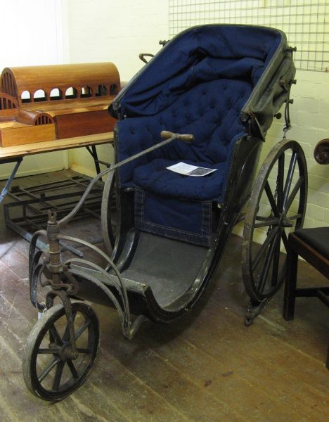 Bath chair for disabled people