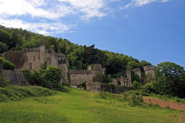 Gwyrch Castle I'm a Celebrity