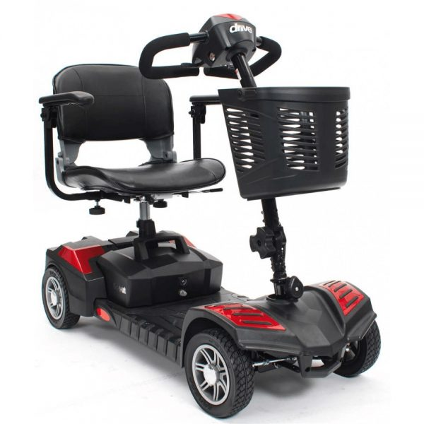 Drive Medical Scout Venture Mobility Scooter on white background