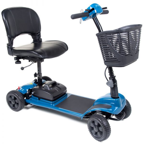 CareCo AirLite X Mobility Scooter on white background