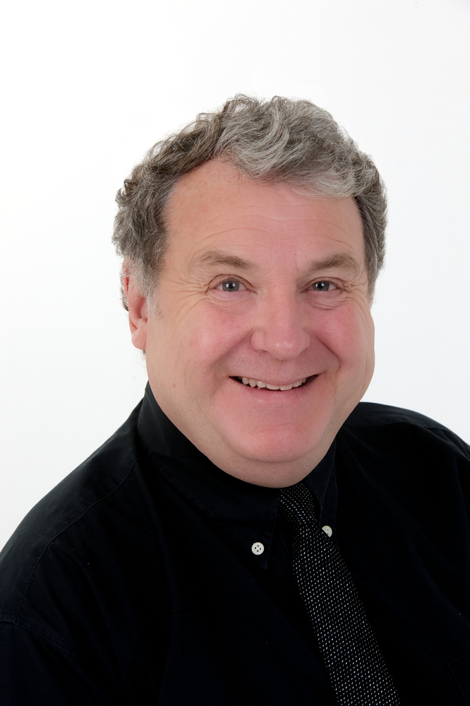 A photo of Russell Grant
