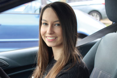 What's it like learning to drive? One learner's experience
