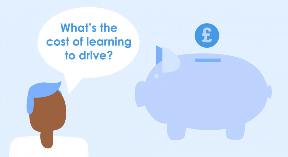The costs of learning to drive